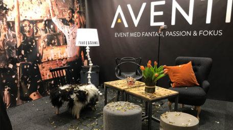 Aventi monter Möten och Konferens 2019
