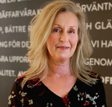 maria eriksson säljare Aventi AB Göteborg