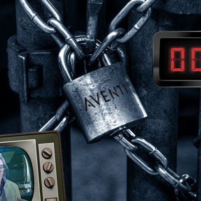 aventi aktivitet escape game